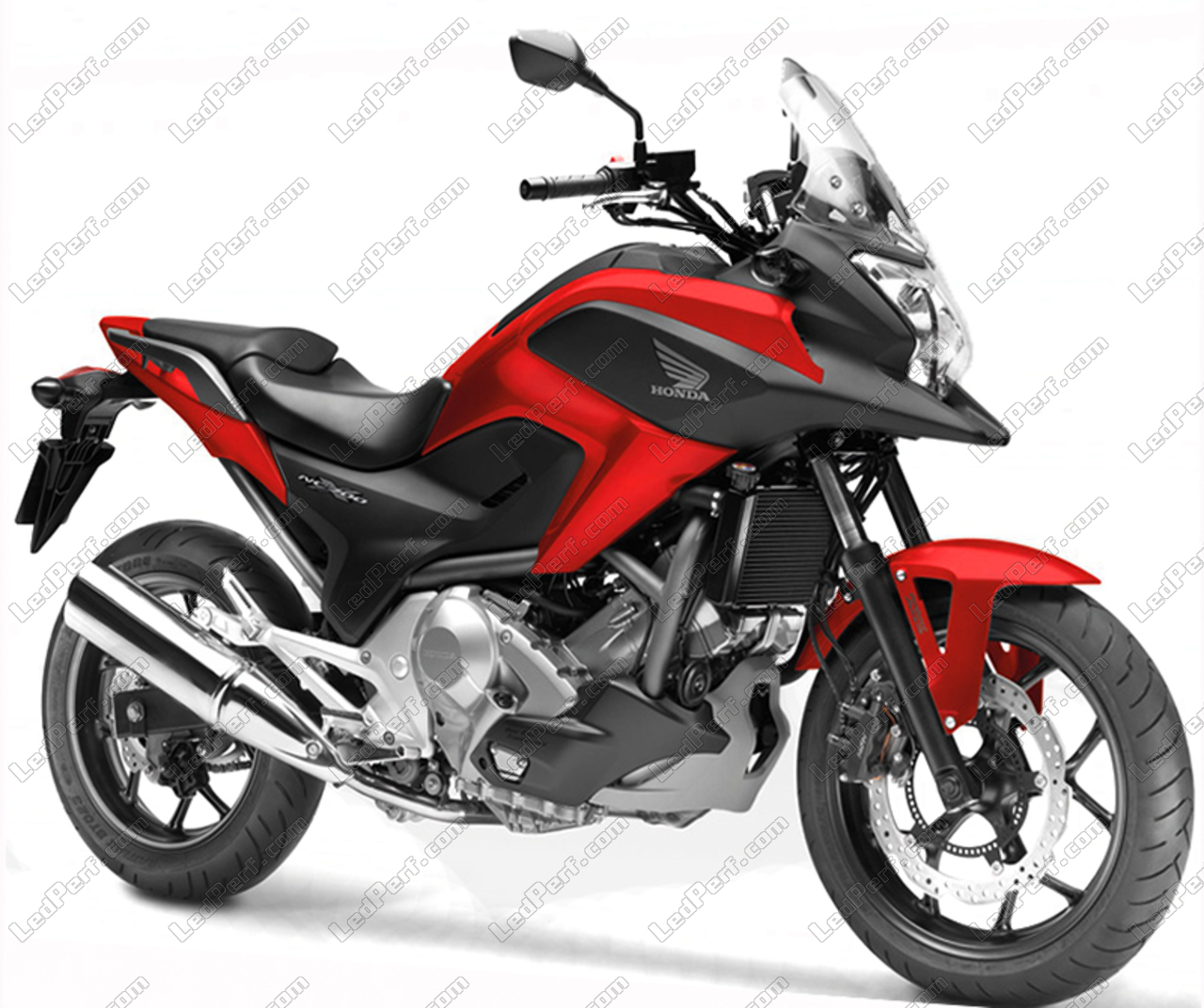 honda nc 700 x canbus bi xenon hid conversion kit 4300k. Black Bedroom Furniture Sets. Home Design Ideas