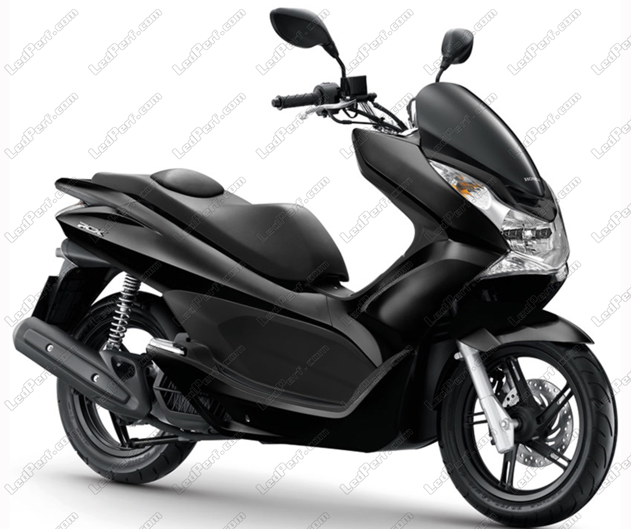 pack front led turn signal for honda pcx 125 150. Black Bedroom Furniture Sets. Home Design Ideas
