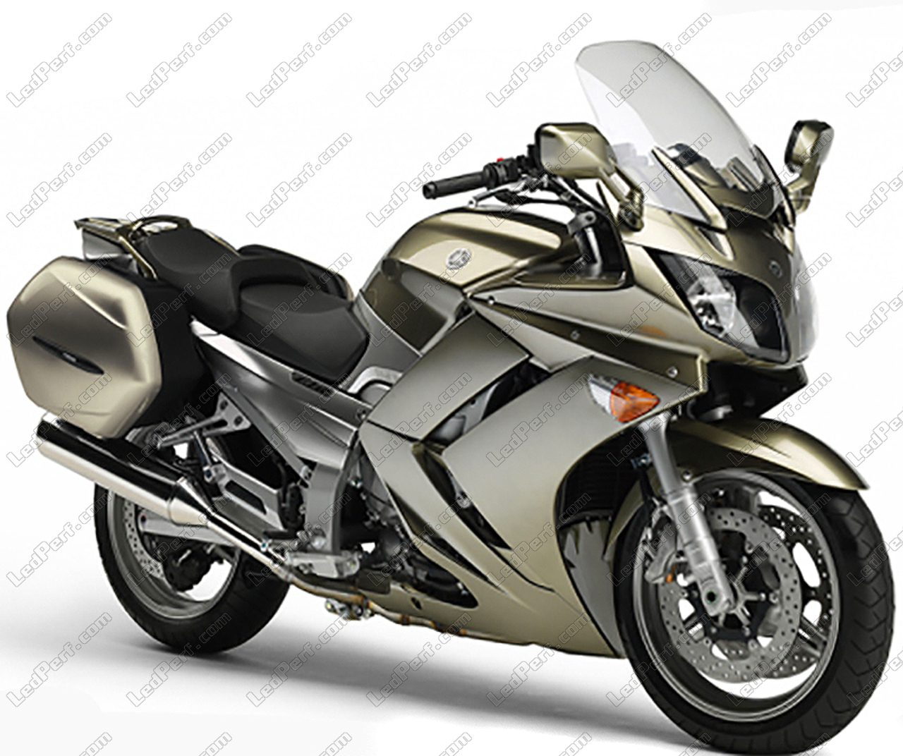 pack led license plate for yamaha fjr 1300 mk2. Black Bedroom Furniture Sets. Home Design Ideas