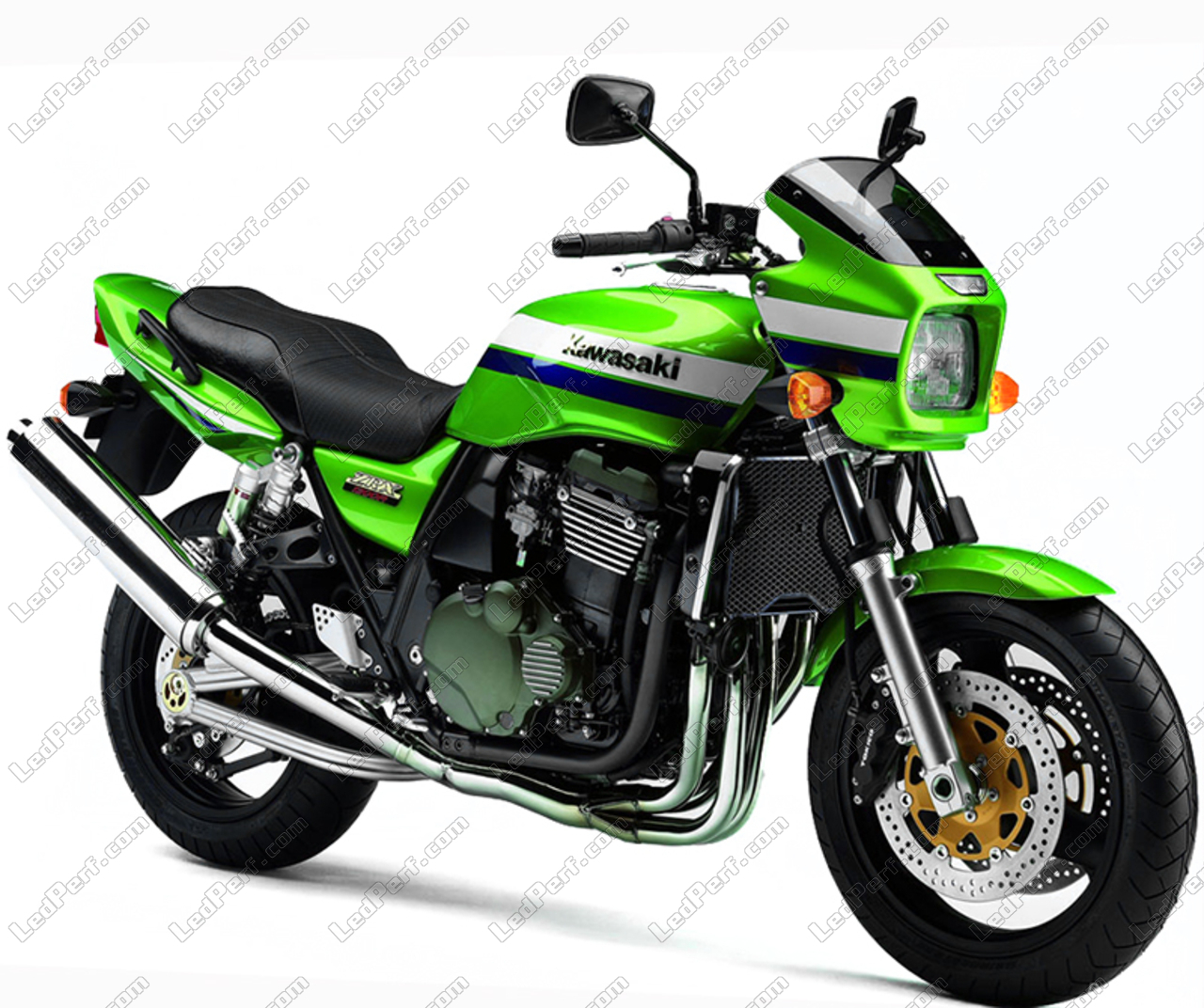 Kawasaki Zrx 1200 R Canbus Bi Xenon Hid Conversion Kit 4300k 5000k Wiring Diagram Packs Par Marque Moto Scooter Quad Ssv Spyder Led