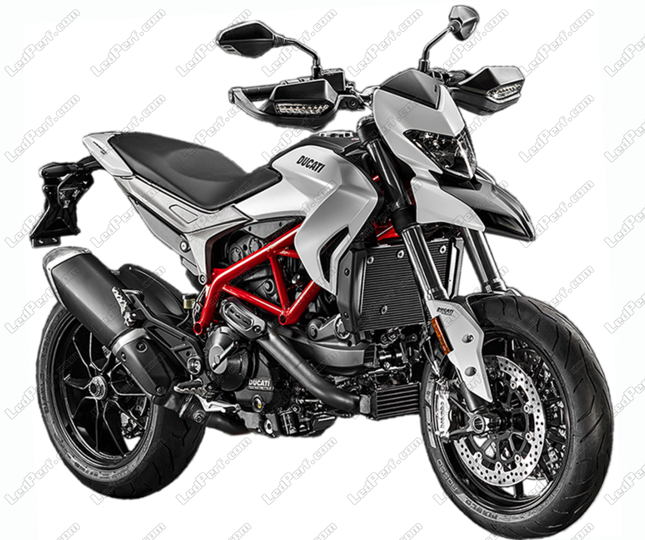 pack led license plate for ducati hypermotard 939. Black Bedroom Furniture Sets. Home Design Ideas