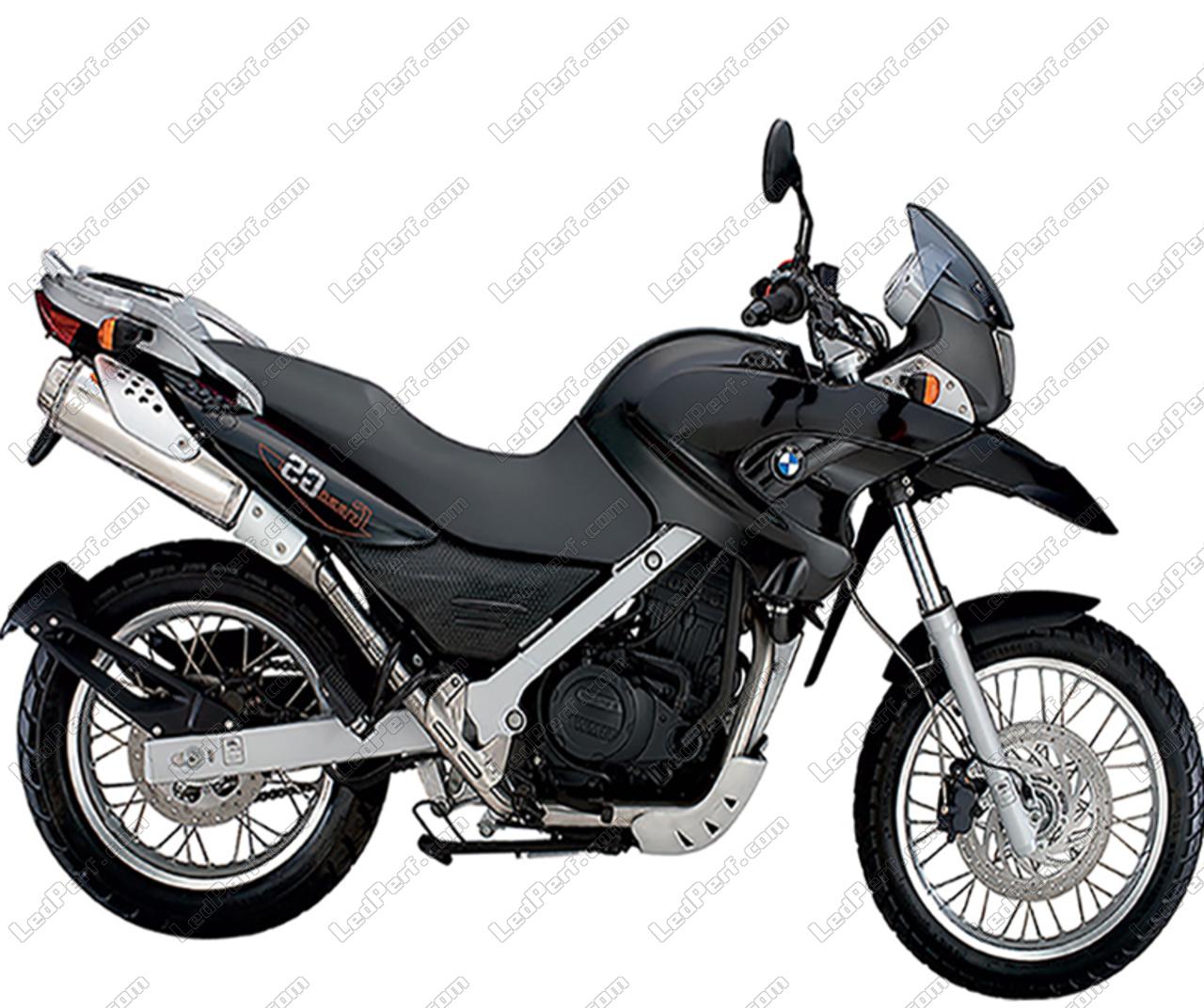 pack rear led turn signal for bmw motorrad g 650 gs 2008. Black Bedroom Furniture Sets. Home Design Ideas