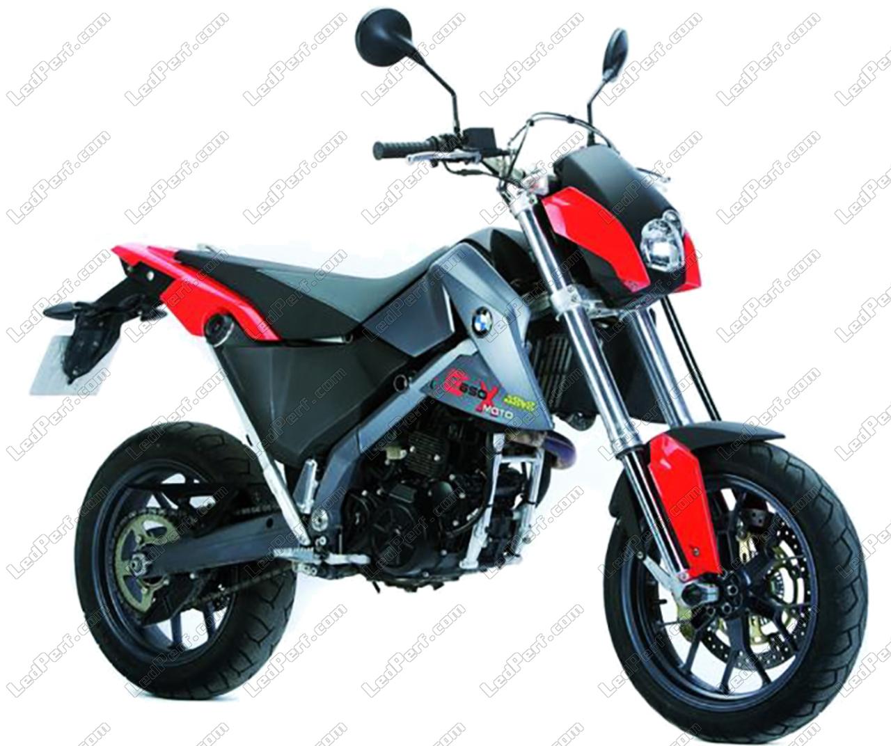 Bmw Motorrad G 650 Xmoto Canbus Bi Xenon Hid Conversion