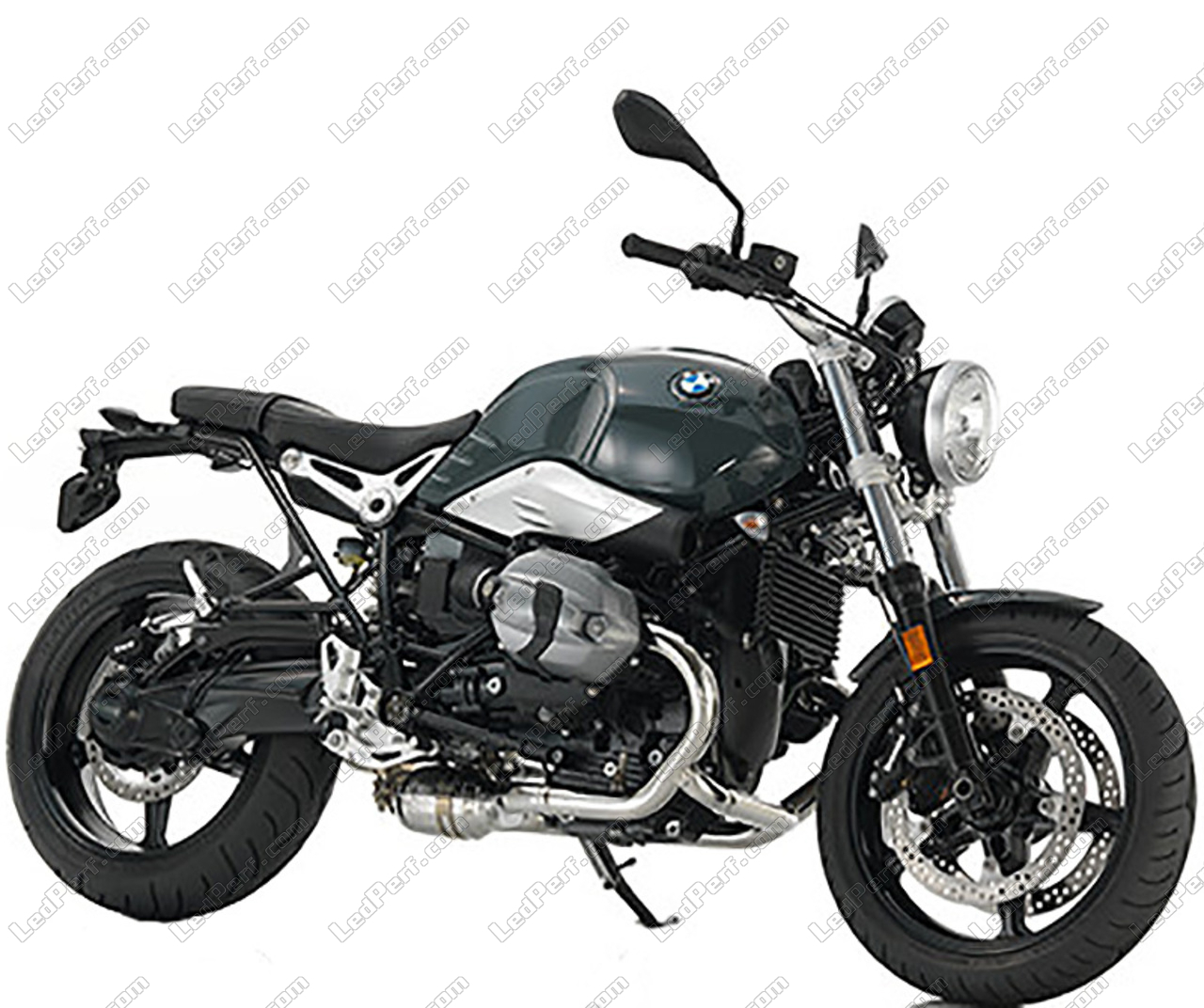 bmw motorrad r nine t pure canbus bi xenon hid conversion. Black Bedroom Furniture Sets. Home Design Ideas