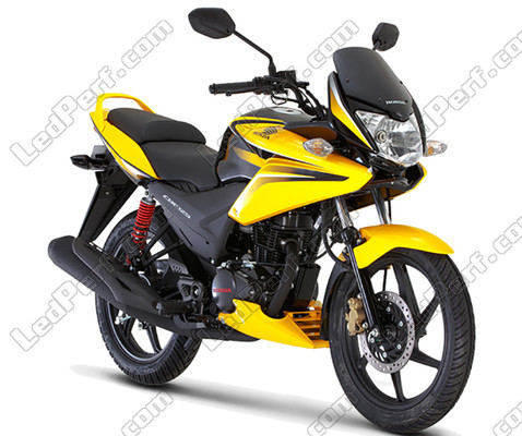 pack front led turn signal for honda cbf 125. Black Bedroom Furniture Sets. Home Design Ideas