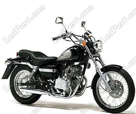 LED Bulb Kit For Honda Rebel 125 Motorcycle