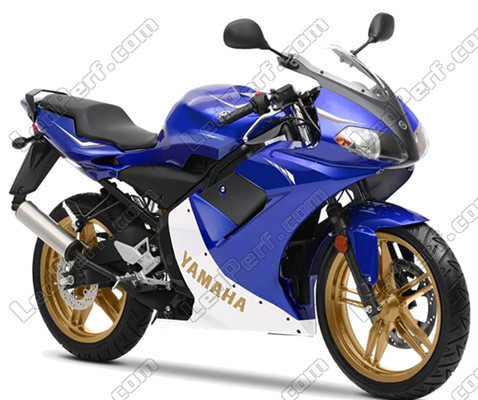 pack headlights xenon effect bulbs for yamaha tzr 50. Black Bedroom Furniture Sets. Home Design Ideas