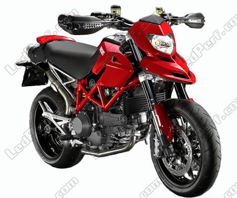Pack Headlights Xenon effect bulbs for Ducati Hypermotard 1100