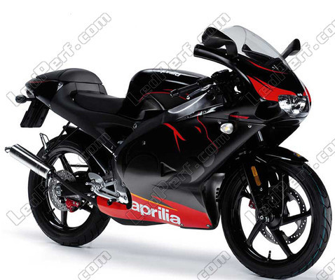 pack led sidelights for aprilia rs 50 1999 2005 side lights. Black Bedroom Furniture Sets. Home Design Ideas