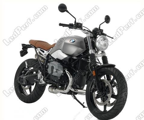 Pack Front Led Turn Signal For BMW Motorrad R Nine T Scrambler