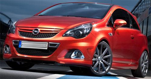 Pack Full LED interior for Opel/Vauxhall Corsa D