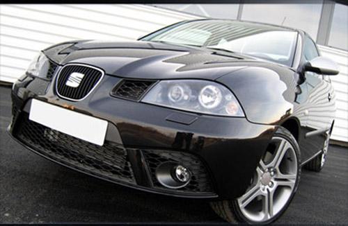 Pack Bulbs / LED rear fog lamps for Seat Ibiza 6L P21W W21W W16W