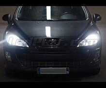 Pack Xenon Effects headlight bulbs for Peugeot 308