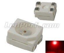 Led TL PLCC4 - Red - 130mcd