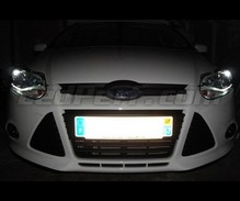 Sidelights LED Pack (xenon white) for Ford Focus MK3