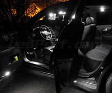 Pack interior Full LED (Pure white) for Infiniti FX 37