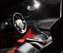 Pack interior Full LED (Pure white) for Ferrari F430