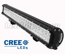 LED Light Bar CREE Double Row 144W 10100 Lumens for 4WD - Truck - Tractor
