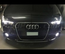 Pack Fog lamps Xenon effect for Audi A1