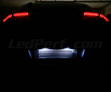Pack LED License plate (Xenon White) for Renault Laguna 3