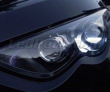 Pack sidelights LED (xenon white) for Infiniti FX 37
