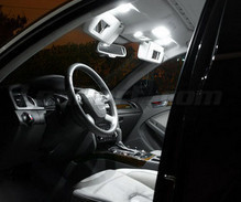 Pack interior Full LED (Pure white) for Audi A4 B8 - Plus
