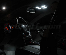 Pack interior Full LED (Pure white) for Audi A6 C6
