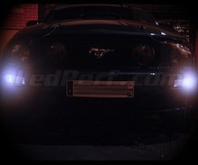 Pack sidelights led (xenon white) for Ford Mustang