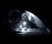 Pack sidelights led (xenon white) for Mercedes B Class W245