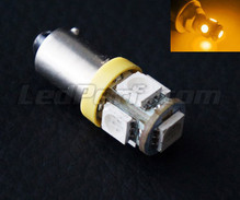 H6W LED - BAX9S Base - Orange/Yellow - Xtrem