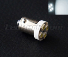 LED T4W - BA9S Socket - White - efficacity