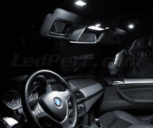 Interior Full LED pack (pure white) for BMW X3 (F25)