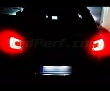 LED Licence plate pack (pure white) for Citroen DS3