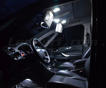 Pack interior Full LED (Pure white) for Ford S-MAX
