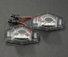 Pack of 2 LEDs modules license plate HONDA (type 1)