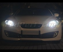 Pack sidelights LED (xenon white) for Hyundai Genesis