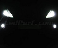 Fog led pack (xenon white) for Ford Fiesta MK7