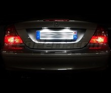 Pack LED License plate (6000K pure white) for Mercedes CLK W209