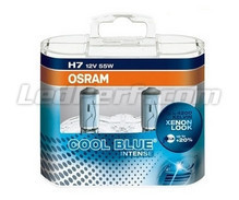 Pack of 2 Bulbs H7 Osram Cool Blue Intense