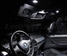 Pack interior Full LED (Pure white) for BMW X4 F26
