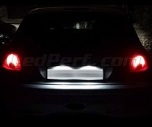 LED Licence plate pack (xenon white) for Peugeot 206