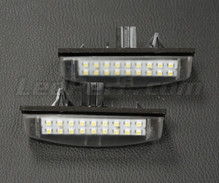 Pack of 2 LEDs modules license plate TOYOTA and LEXUS (type 3)