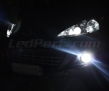 Pack Xenon Effects headlight bulbs for Peugeot 207