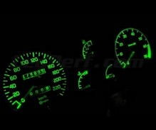 Kit Green LED meter for Renault Clio 1 (Model Veglia)