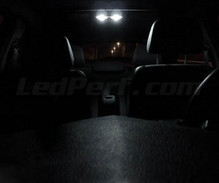 Pack interior Full LED (Pure white) for Opel Astra H GTC Panoramic