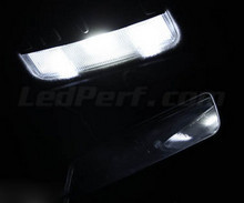 Pack interior Full LED (Pure white) for Volkswagen Polo 6R / 6C1 - Light