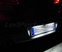 Pack LED License plate (Xenon White) for Mazda 3 Phase 2