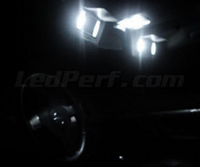 Pack interior Full LED (Pure white) for Opel Vectra C