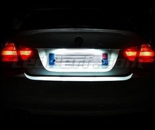 Pack LED License plate (pure white) for BMW 3 Series - E90 E91