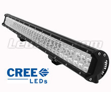 LED Light Bar CREE Double Row 198W 13900 Lumens for 4WD - Truck - Tractor